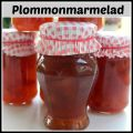 Plommonmarmelad