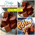 Fudge med polly - Pollyfudge